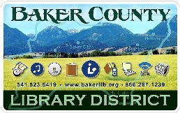 Baker County Library District Logo